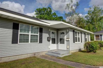 Conway Condo/Townhouse Active Under Contract: 805 17th Ave. #7A