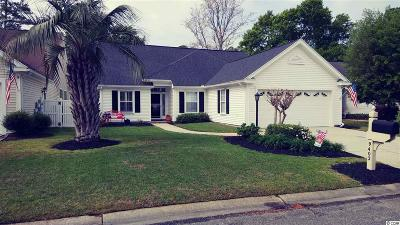 Murrells Inlet Single Family Home For Sale: 9402 Pinckney Ln.