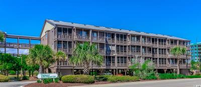 North Myrtle Beach Condo/Townhouse For Sale: 207 N Ocean Blvd. N #144