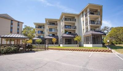 Myrtle Beach Condo/Townhouse For Sale: 307 74th Ave. N #1-A