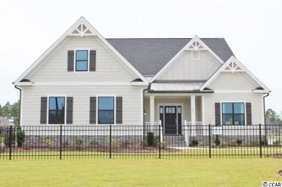 Myrtle Beach Single Family Home Active Under Contract: 669 Indigo Bay Circle
