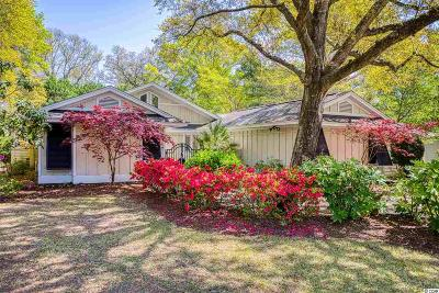 Myrtle Beach Single Family Home Active Under Contract: 210 81st Ave. N