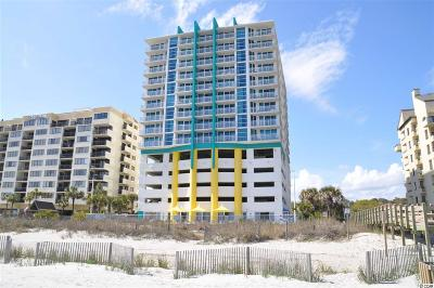 North Myrtle Beach Condo/Townhouse For Sale: 2301 S Ocean Blvd. #702