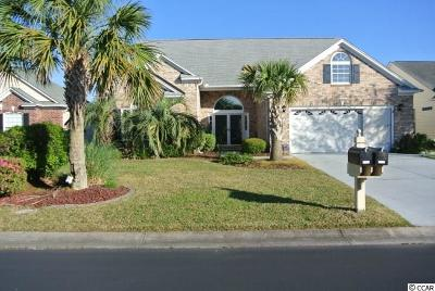 Murrells Inlet Single Family Home For Sale: 1905 Bellerive Dr.