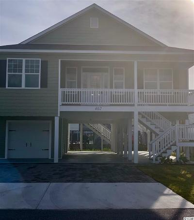 North Myrtle Beach Single Family Home For Sale: 402 33rd Ave. N