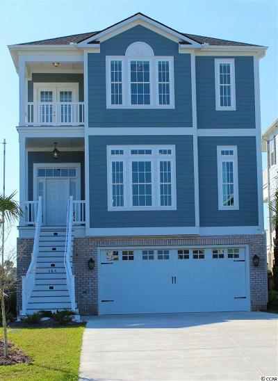 Myrtle Beach SC Single Family Home For Sale: $859,000
