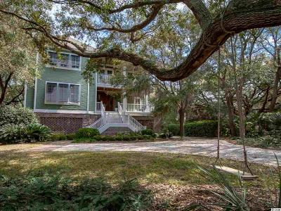 Georgetown Single Family Home For Sale: 53 Sea Island Dr.