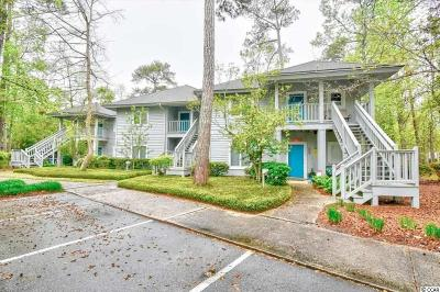 North Myrtle Beach Condo/Townhouse For Sale: 1221 Tidewater Dr. #322