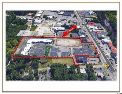 Horry County Commercial For Sale: 9714 N Kings Hwy.