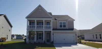 Myrtle Beach Single Family Home Active Under Contract: 5270 Stockyard Loop