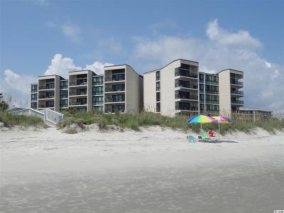 Pawleys Island Condo/Townhouse For Sale: 293 S Dunes Dr. #A32
