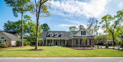 Pawleys Island Single Family Home For Sale: 375 Old Augusta Dr.