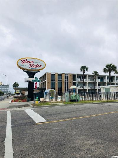 Myrtle Beach Condo/Townhouse For Sale: 1600 S Ocean Blvd. #128