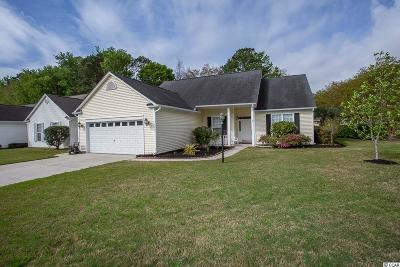 Murrells Inlet Single Family Home For Sale: 1295 Merion Ct.
