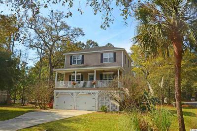 Pawleys Island Single Family Home For Sale: 12 Mandarin Ct.