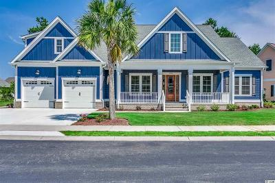 Horry County Single Family Home Active Under Contract: 1096 East Isle Of Palms