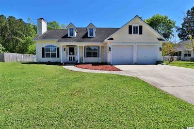 Conway Single Family Home For Sale: 3053 Jasmine Dr.