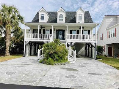 Murrells Inlet Single Family Home For Sale: 917 Wind Shore Ct.