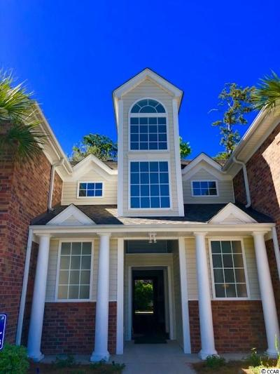 Murrells Inlet Condo/Townhouse For Sale: 132 Brentwood Dr. #A