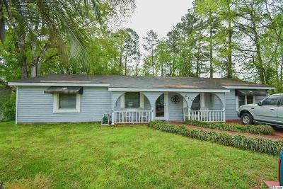Myrtle Beach Single Family Home For Sale: 604 Mammie Dr.