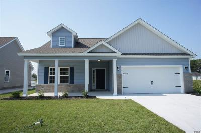 Surfside Beach Single Family Home Active Under Contract: 430 Rycola Circle