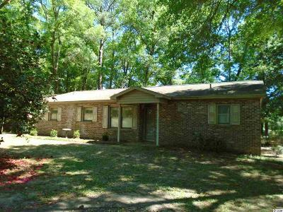 Pawleys Island Single Family Home Active Under Contract: 71 Citadel Pl.