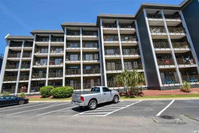 Myrtle Beach Condo/Townhouse For Sale: 5905 S Kings Hwy. #534-A