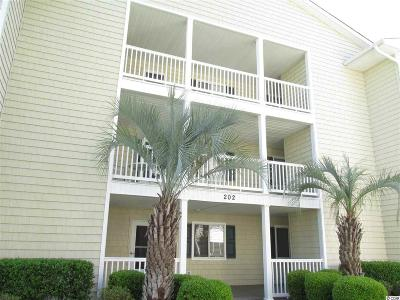 North Myrtle Beach Condo/Townhouse For Sale: 202 B Landing Rd. #202 B