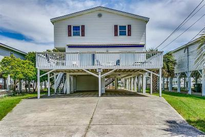 North Myrtle Beach Single Family Home For Sale: 310 35th Ave. N
