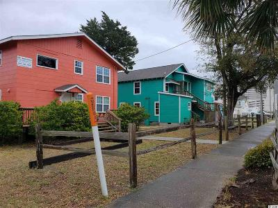 North Myrtle Beach Single Family Home For Sale: 510 17th Ave. S