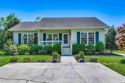 Murrells Inlet Single Family Home For Sale: 9441 Timber Row
