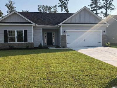Conway Single Family Home For Sale: 138 Palm Terrace Loop