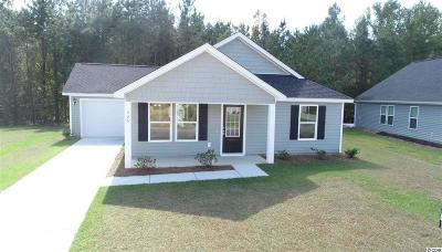 Longs Single Family Home For Sale: 536 Truitt Dr.