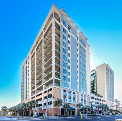 North Myrtle Beach Condo/Townhouse For Sale: 603 S Ocean Blvd. #514
