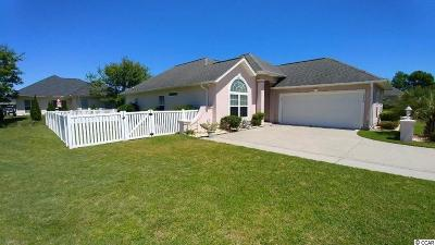 Murrells Inlet Single Family Home For Sale: 6040 Andros Ln.