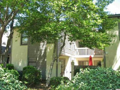Surfside Beach Condo/Townhouse For Sale: 615 S 13th Ave. S #138