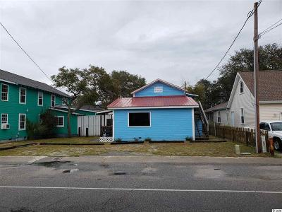 Horry County Multi Family Home For Sale: 506 17th Ave. S