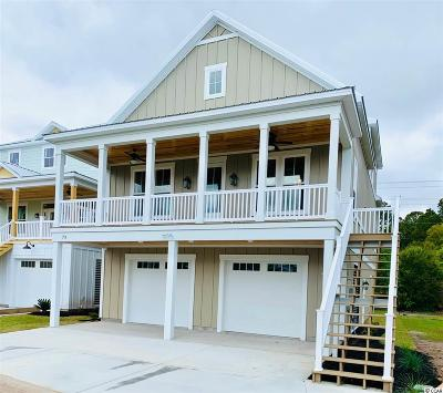 Pawleys Island Single Family Home For Sale: 73 Enclave Pl.