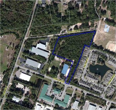 Georgetown County Residential Lots & Land For Sale: 3.3 Acres Commerce Ln.