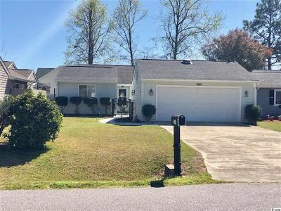 Myrtle Beach Single Family Home For Sale: 707 Gleneagles Dr.