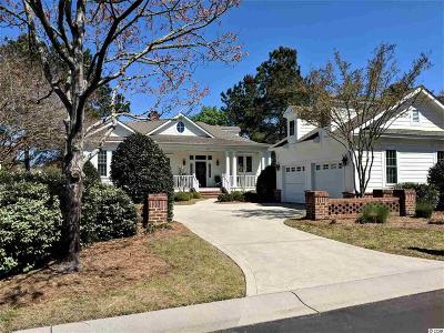 Pawleys Island Single Family Home For Sale: 215 Cottage Ct.
