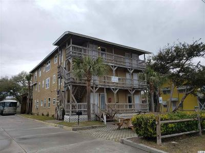 North Myrtle Beach Multi Family Home For Sale: 213-215 1st Ave. S