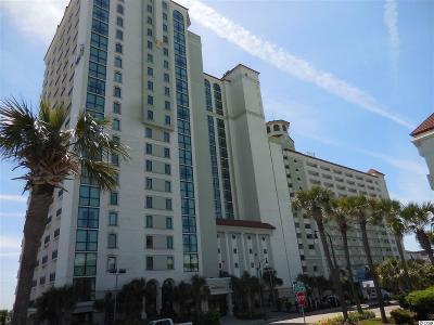 Myrtle Beach Condo/Townhouse For Sale: 3000 N Ocean Blvd. #1232