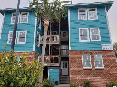 North Myrtle Beach Multi Family Home For Sale: 211-215 1st Ave. S
