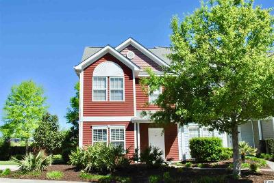 Myrtle Beach Condo/Townhouse For Sale: 1654 Low Country Pl. #Unit F