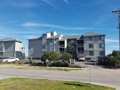 Surfside Beach Condo/Townhouse For Sale: 1011 N Ocean Blvd. #302A