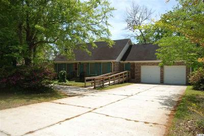 Myrtle Beach Single Family Home For Sale: 813 N 62nd Ave. N