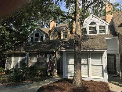 Murrells Inlet Condo/Townhouse For Sale: 4920 S 1st St. #13
