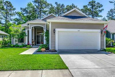 Murrells Inlet Single Family Home For Sale: 1612 Murrell Pl.