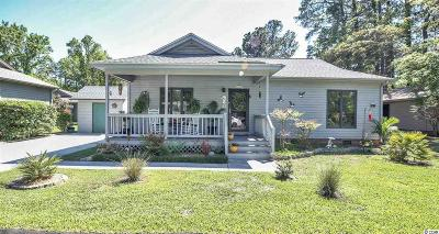 Murrells Inlet Single Family Home Active Under Contract: 838 King James Ct.